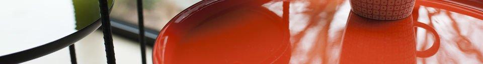 Descriptivo Materiales  Mesa tricolor Kirk