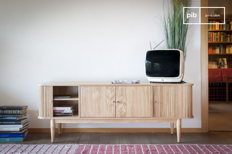Mueble TV Cortinas Ritz