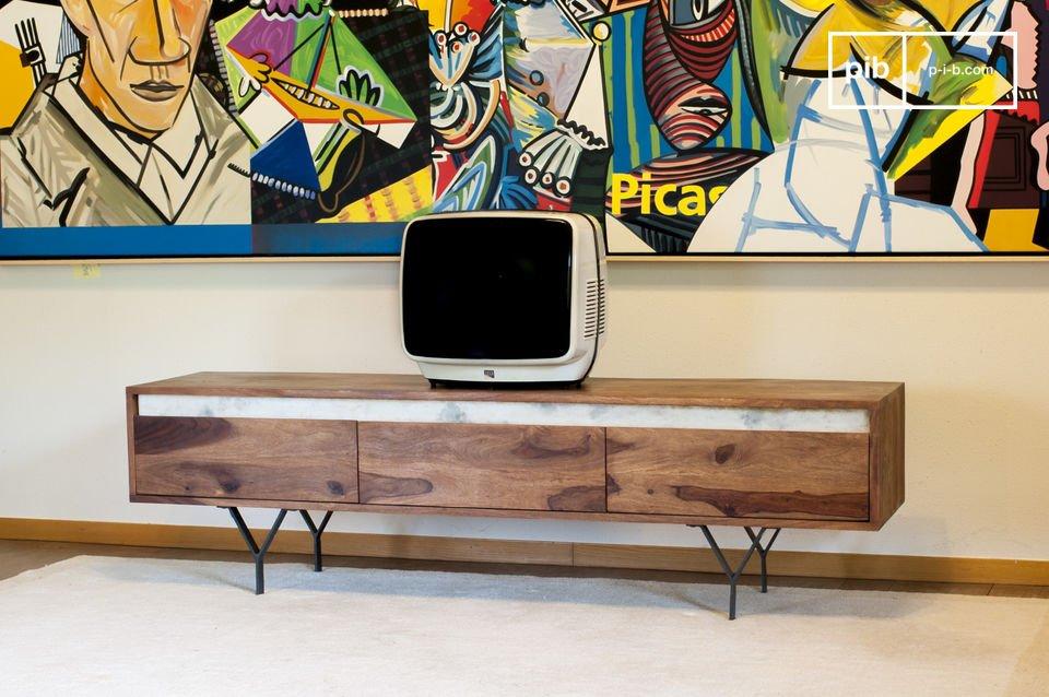 Un mueble elegante y práctico