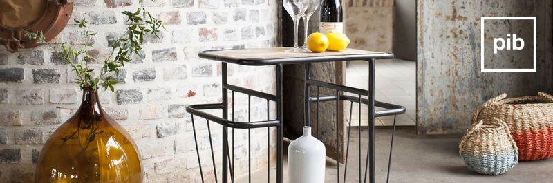 Muebles auxiliares de cocina vintage | pib