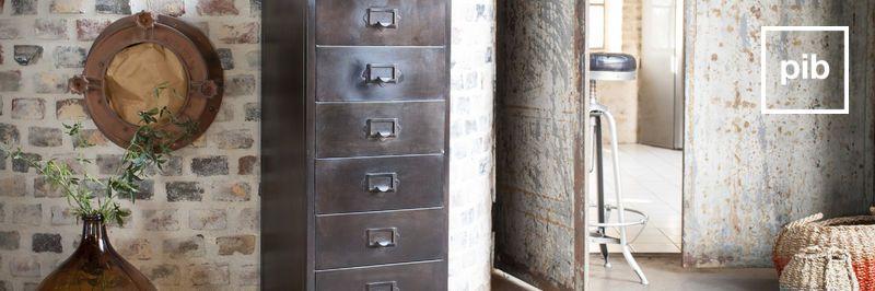 Muebles de metal
