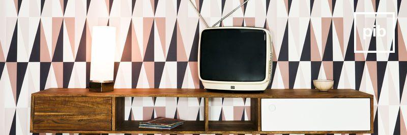 Muebles tv modernos escandinavos pronto de nuevo en la colección
