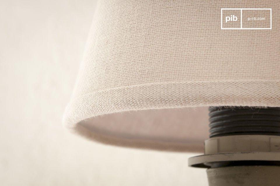 El complemento perfecto para su lámpara romántica