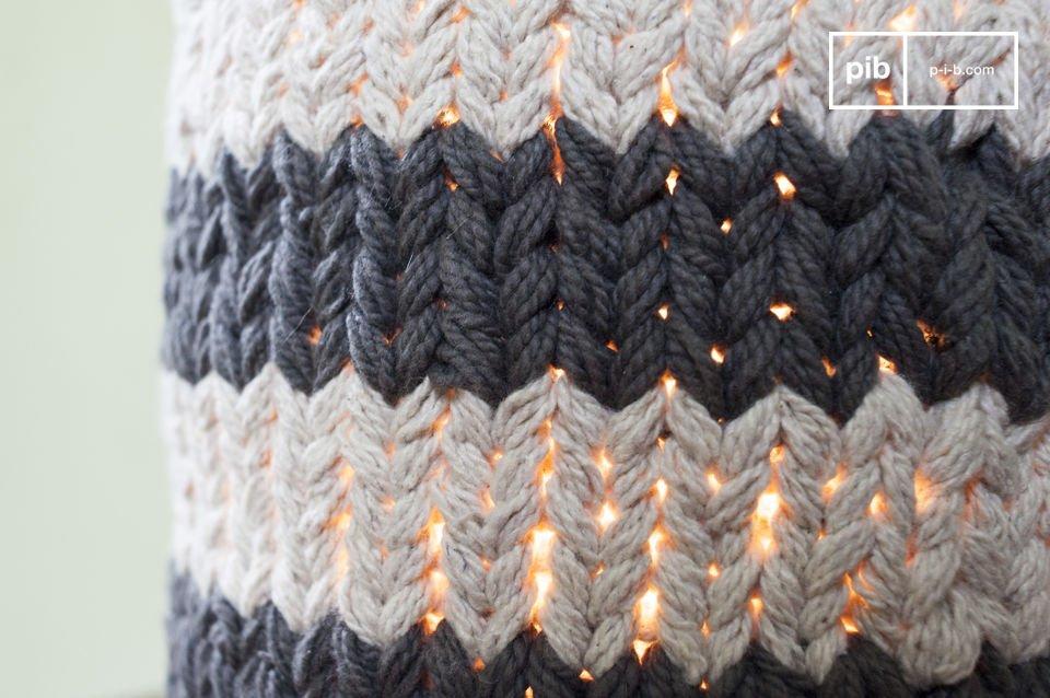 El encanto del tejido a mano