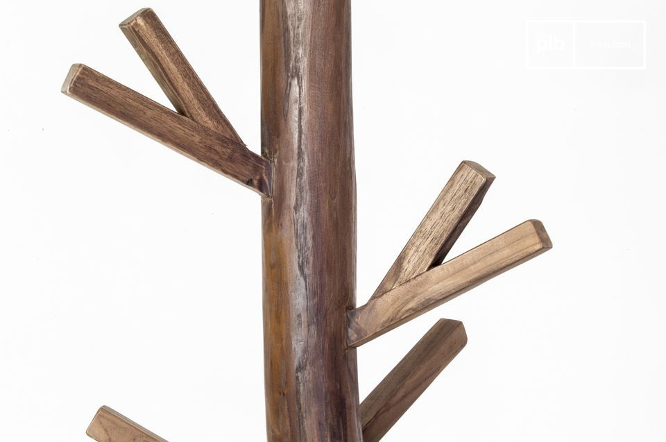 Encanto y robustez de la madera maciza