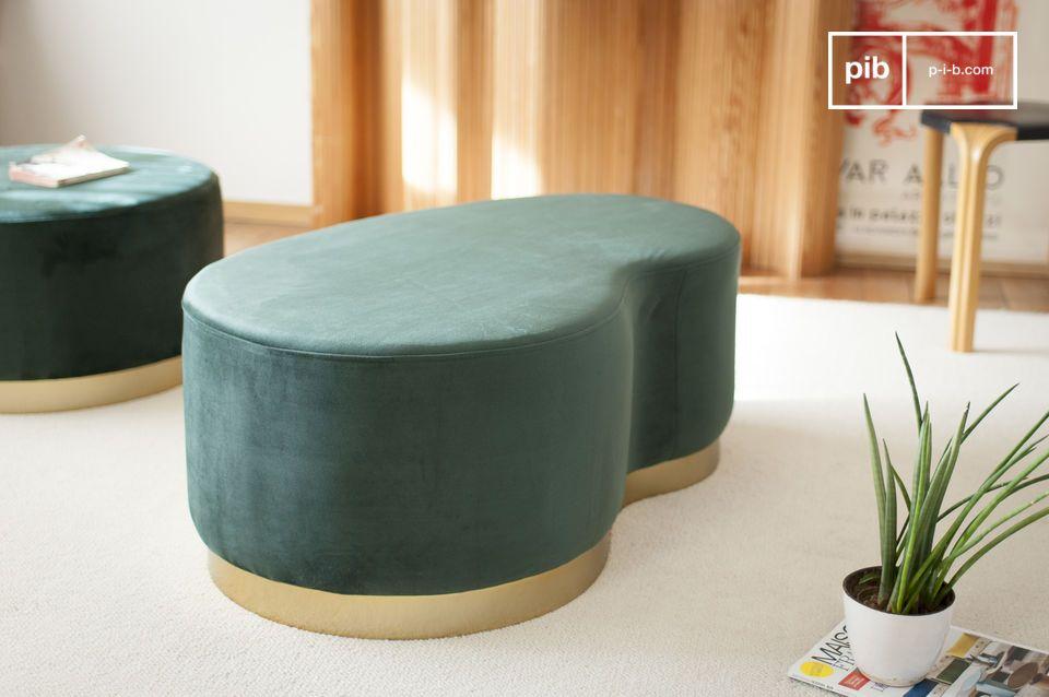 Divertido, suave y cómodo para sentarse a dúo