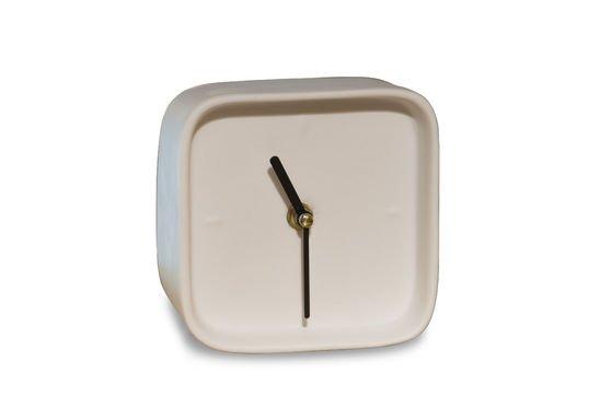 Reloj de porcelana Fjorden Clipped