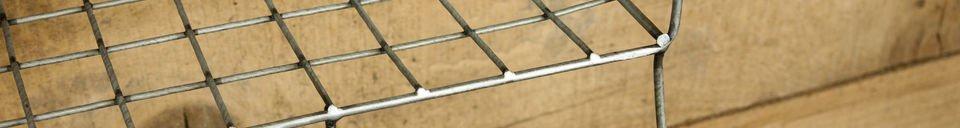 Descriptivo Materiales  Repisa de pared con perchas