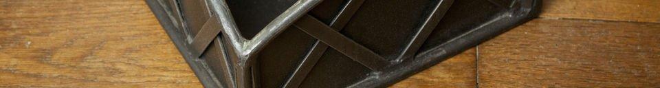 Descriptivo Materiales  Set de chimenea
