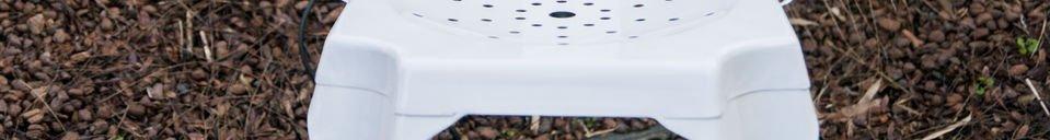 Descriptivo Materiales  Silla blanca Multipl's