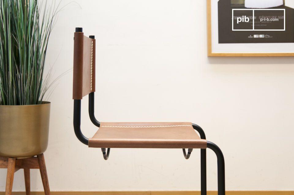 Inspirada en el estilo Bauhaus de principios del siglo XX con un diseño muy vanguardista