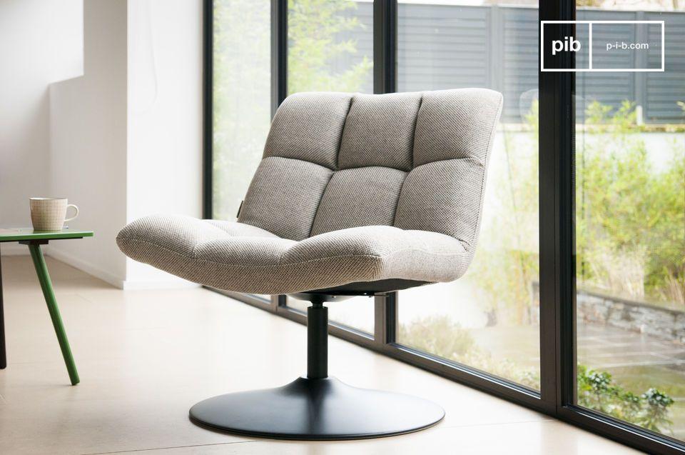 Una combinación perfecta de comodidad y diseño Vintage