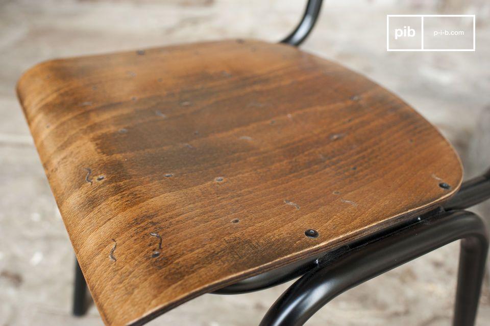 La silla Doinel es una gran referencia de las sillas de las antiguas escuelas
