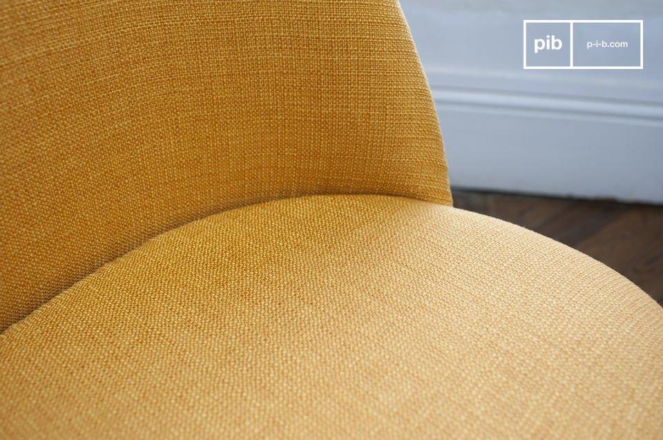 Una silla simple y elegante