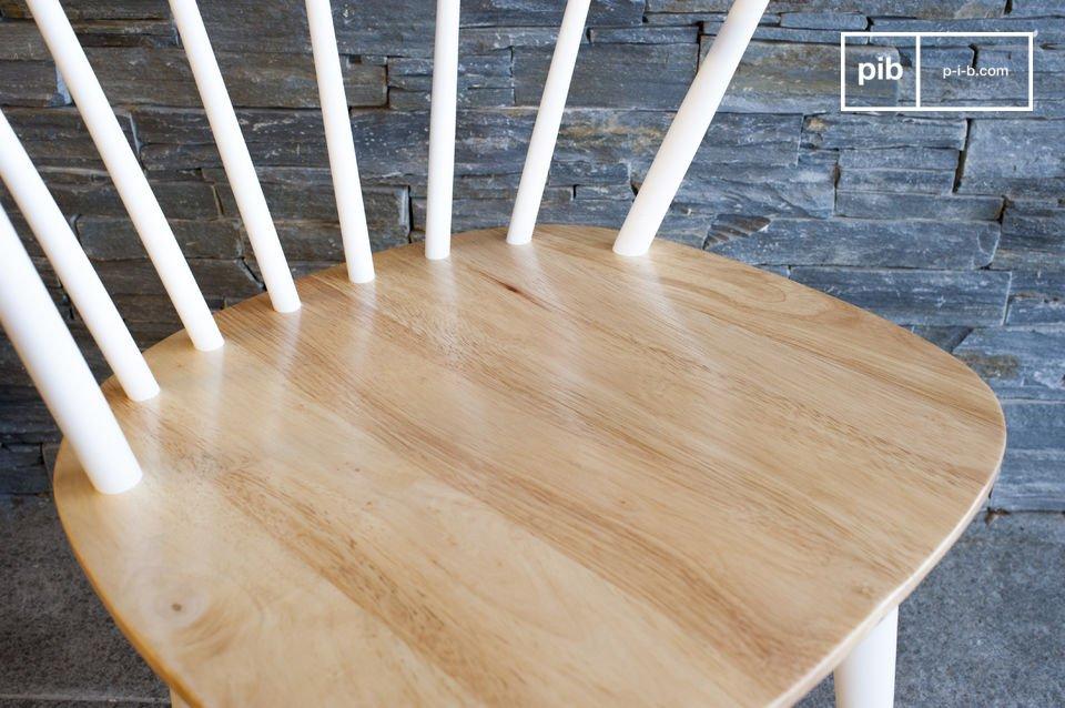 Líneas simples 100% de madera