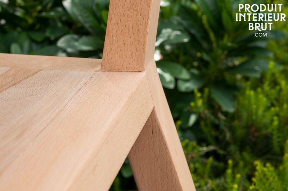 Espíritu nórdico con madera 100% clara