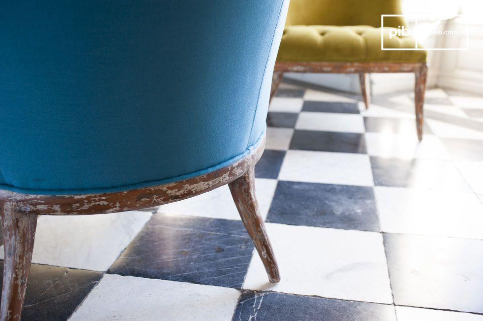 La silla Popador una cómoda y atractiva pieza