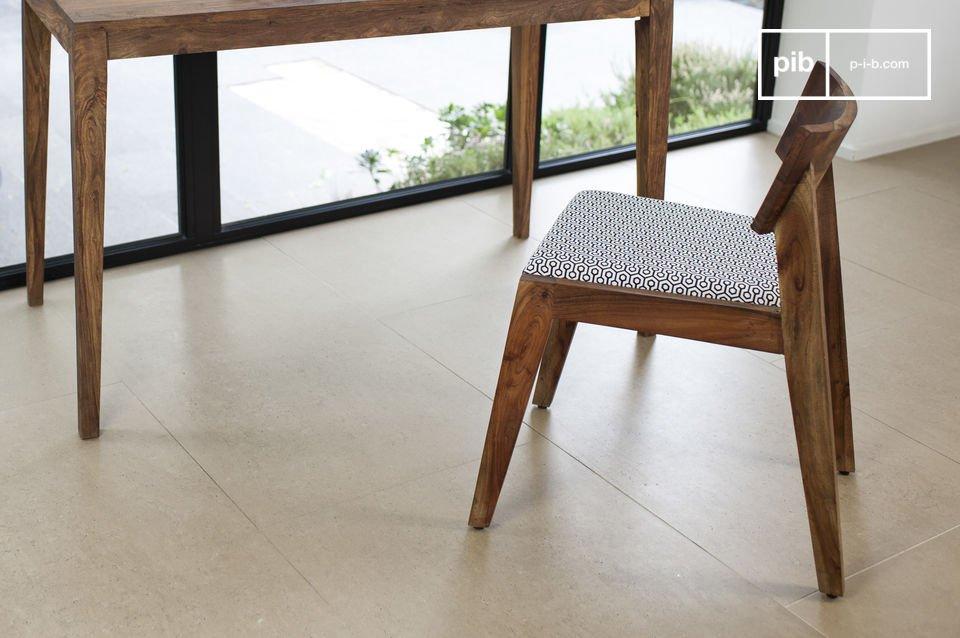 ¿Por qué no optar por una original y cómoda silla escandinava con todo el estilo de los muebles