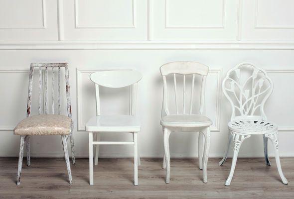 Sillas de diseño interior estilo nórdico