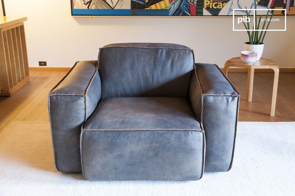 El sillón Atsullivan es un modelo especial entre los sillones vintage