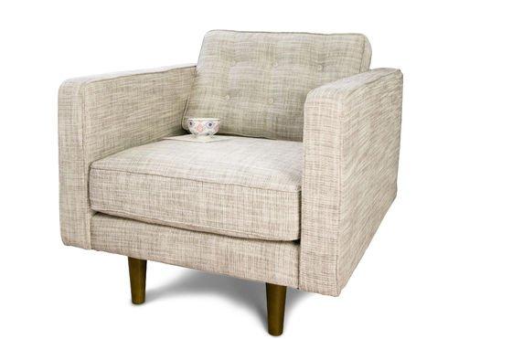 sill n beige svendsen silueta de los a os 50 pib. Black Bedroom Furniture Sets. Home Design Ideas