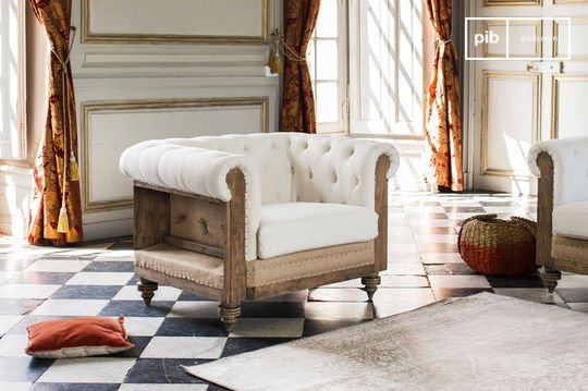 Sillon Chesterfield Montaigu
