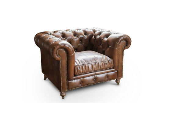 Sillón Chesterfield Saint Paul Clipped