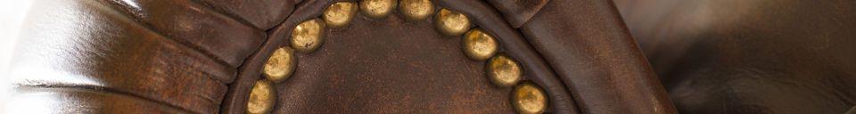 Descriptivo Materiales  Sillón Club English Coffee