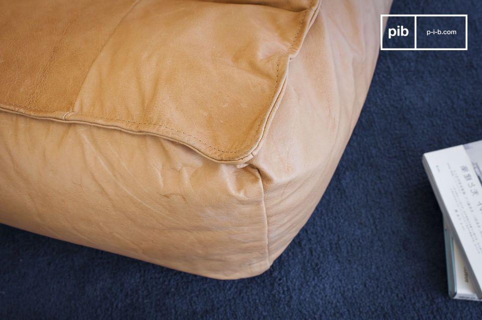 No hay necesidad de elegir entre el sofá y el puf para disfrutar de momentos de relajación porque