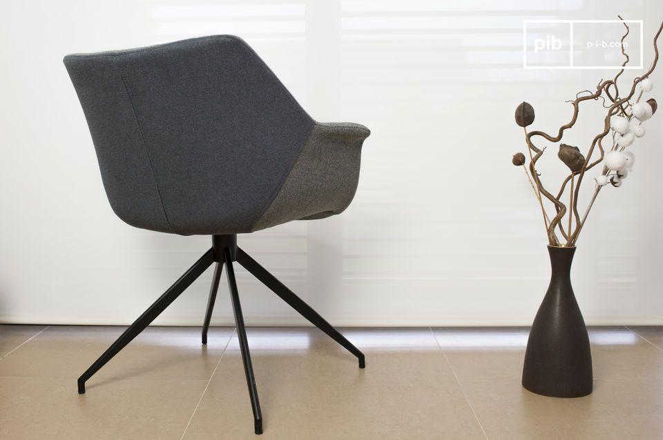 El sillón Grimsson es un hermoso ejemplo del arte mobiliario escandinavo de los años 60
