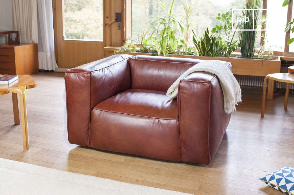 Un sillón simplemente vintage