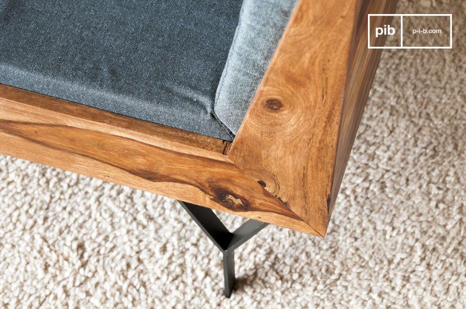 Una silla durable y elegante
