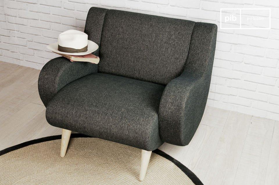 Optad por un sillón de estilo