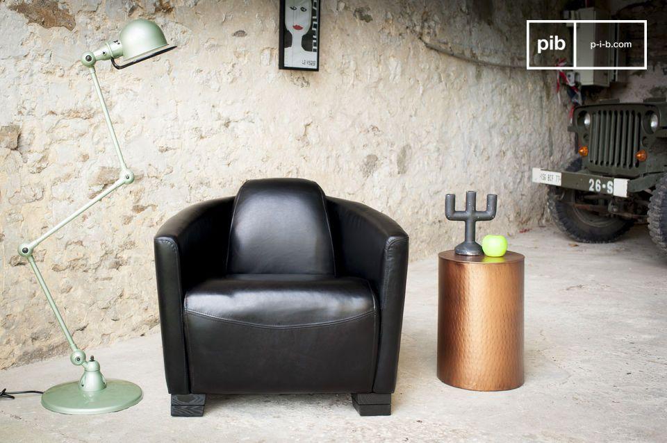 De todas las alternativas posibles para un sillón de cuero