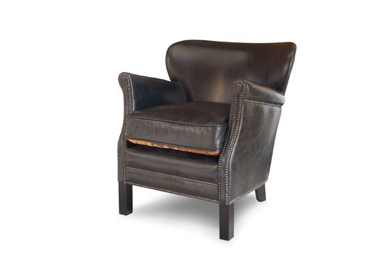 Sillón Turner Black Clipped