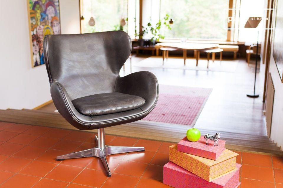 Gran comodidad, estilo y confort.