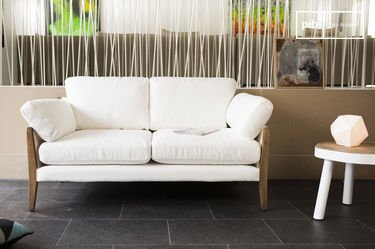 Sofa blanco Ariston