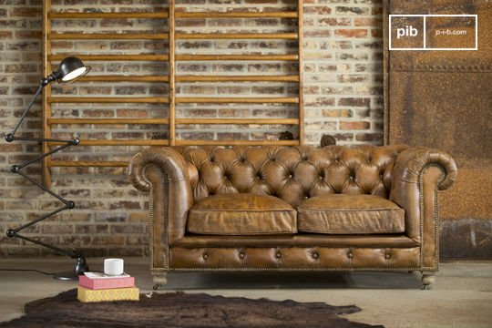 Sofa Chesterfield Saint Paul