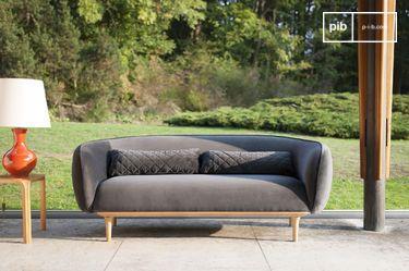 Sofá de 3 plazas Olson