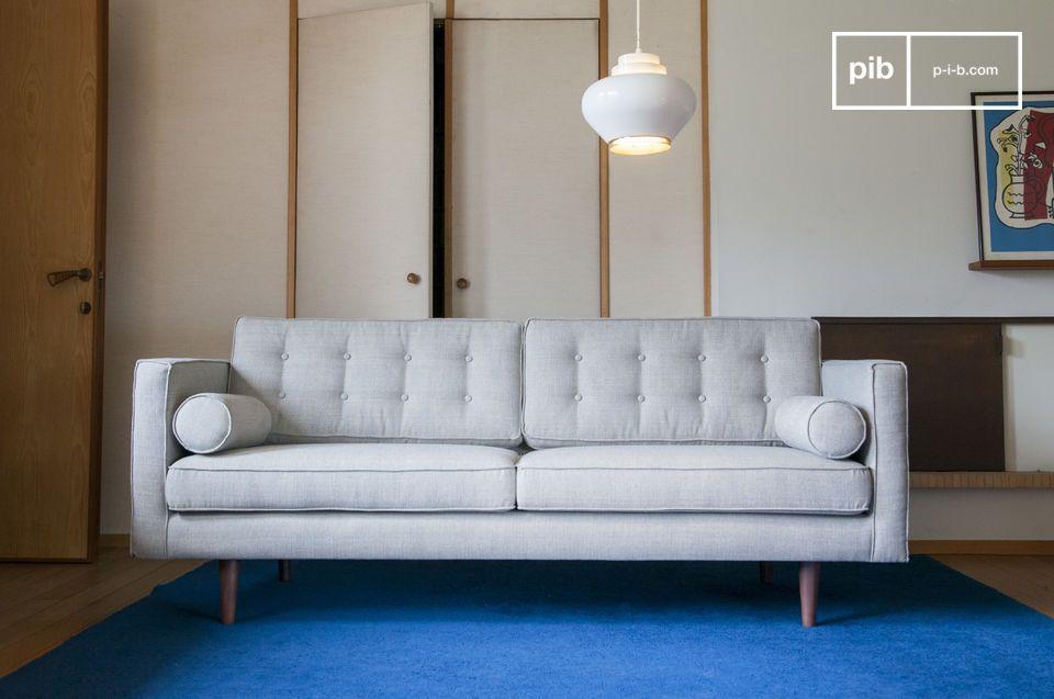 Sofá de 3 Plazas Silkeborg