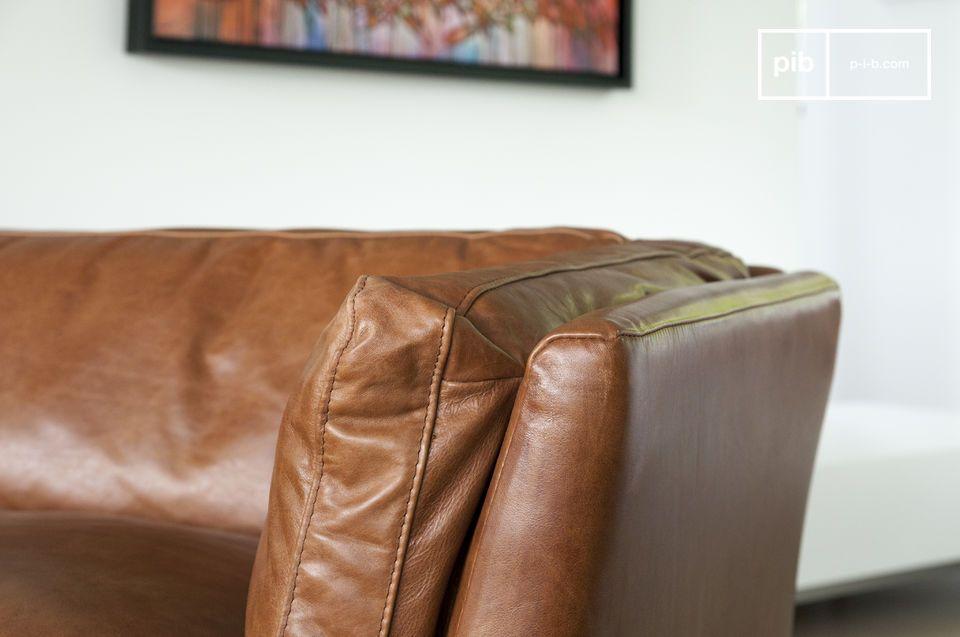 Este sofá tendrá cabida en cualquier tipo de interior
