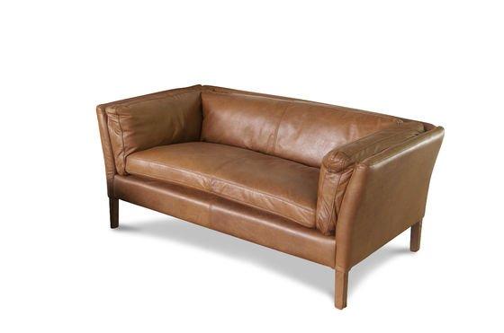 Sofá de cuero Hamar Clipped