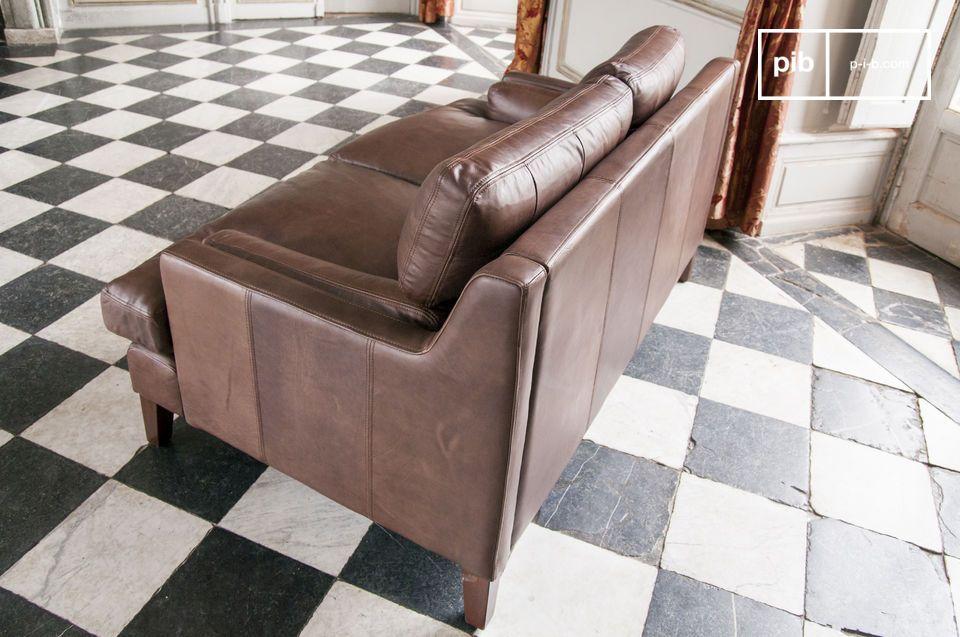 Extremadamente cómodo, puede acomodar a dos personas para momentos agradables de relajación