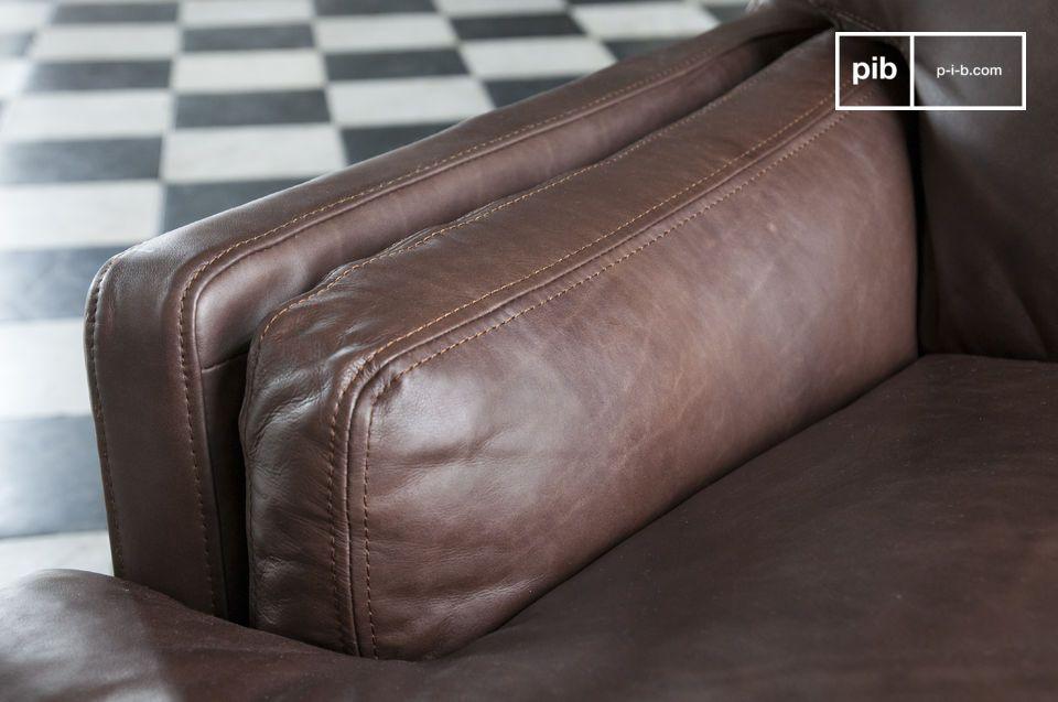 El asiento es desmontable para facilitar el mantenimiento