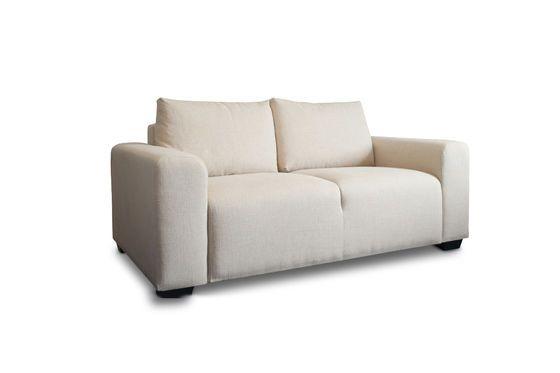 Sofá de dos plazas Kamelly Clipped