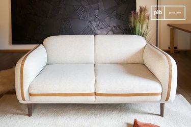 Sofá de lana Britta