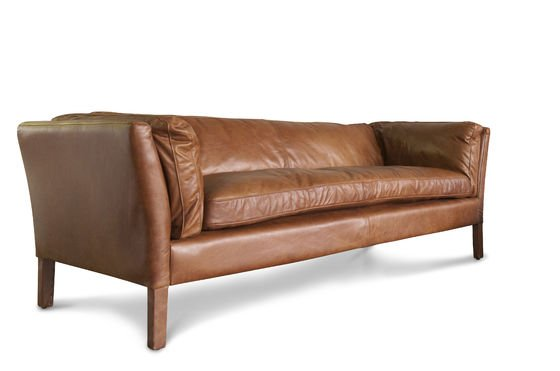 Sofa Hamar de tres plazas Clipped