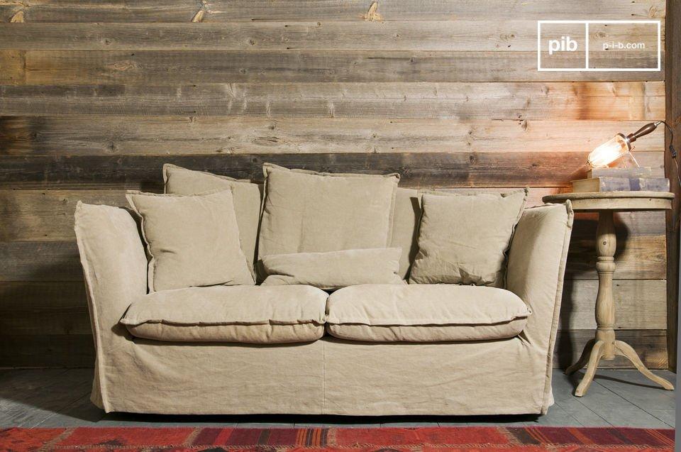 Sofa Mélodie Beige