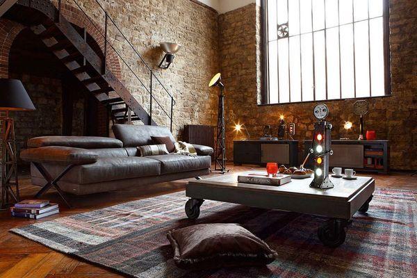 Sofas estilo vintage