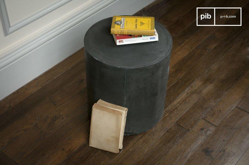 La gama de usos es amplia y variada para este bloque cilíndrico de resina, fibra y cemento